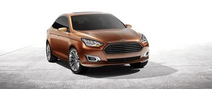 2013 Ford Escort concept 1