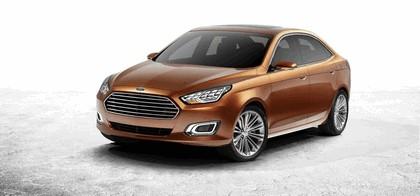 2013 Ford Escort concept 2