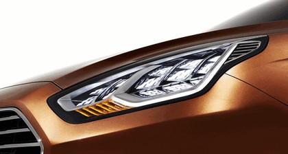 2013 Ford Escort concept 8