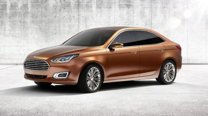 2013 Ford Escort concept 4