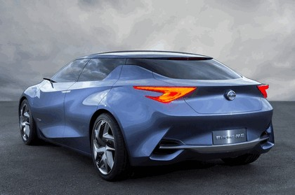 2013 Nissan Friend-ME concept 5