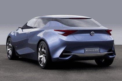 2013 Nissan Friend-ME concept 9