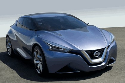 2013 Nissan Friend-ME concept 12