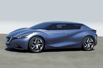2013 Nissan Friend-ME concept 13