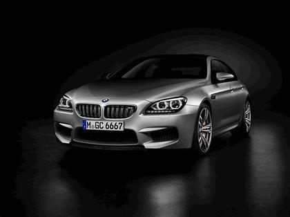 2013 BMW M6 Gran Coupé 1