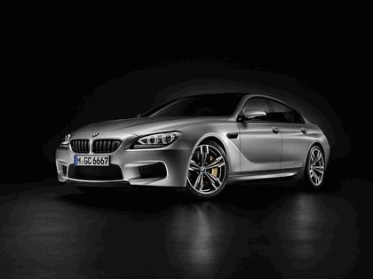 2013 BMW M6 Gran Coupé 2