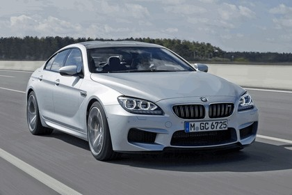 2013 BMW M6 Gran Coupé 11