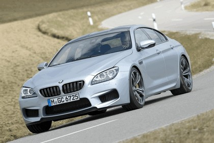 2013 BMW M6 Gran Coupé 37