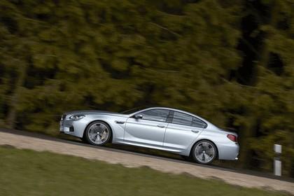 2013 BMW M6 Gran Coupé 55
