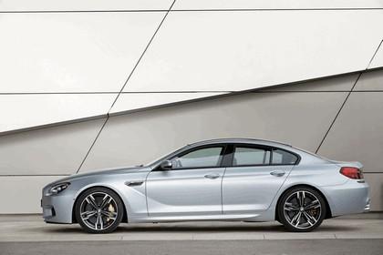 2013 BMW M6 Gran Coupé 63