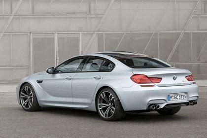 2013 BMW M6 Gran Coupé 65