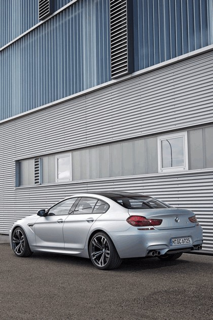 2013 BMW M6 Gran Coupé 78