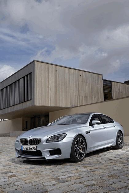 2013 BMW M6 Gran Coupé 88