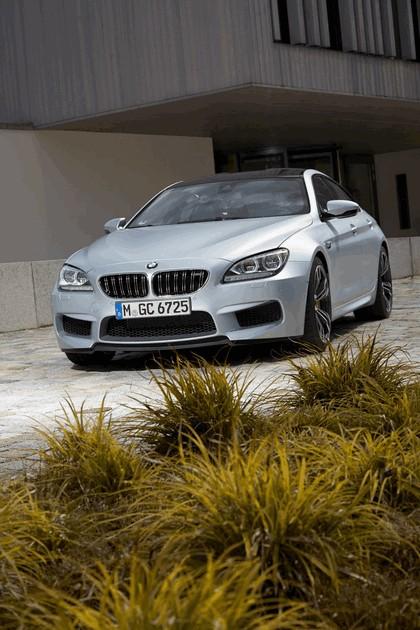 2013 BMW M6 Gran Coupé 90