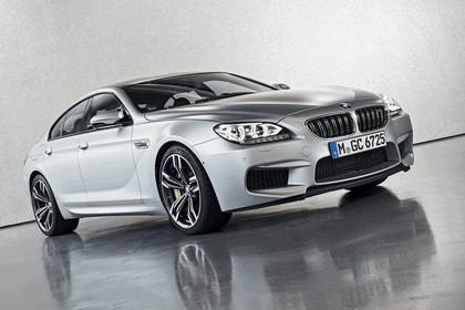 2013 BMW M6 Gran Coupé 95