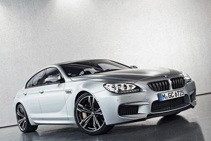 2013 BMW M6 Gran Coupé 96