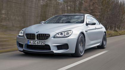 2013 BMW M6 Gran Coupé 4
