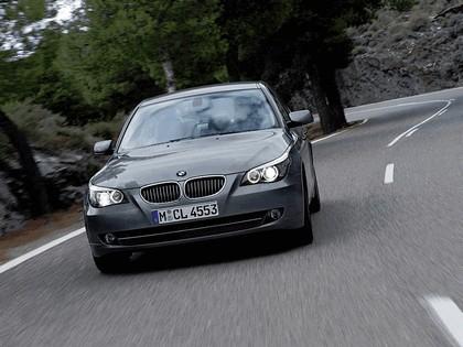 2007 BMW 530i 8