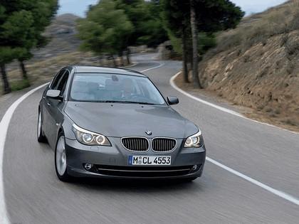 2007 BMW 530i 10