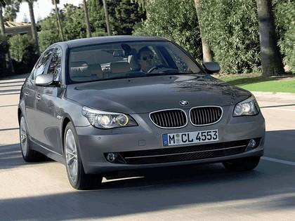 2007 BMW 530i 11
