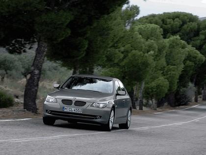 2007 BMW 530i 12