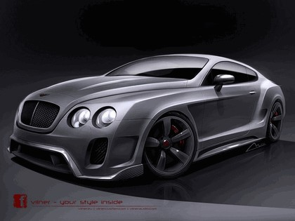 2013 Bentley Continental GT Design Project by Vilner 1