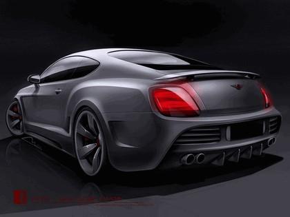 2013 Bentley Continental GT Design Project by Vilner 2