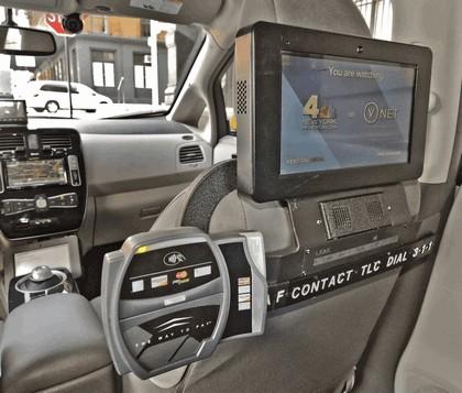 2013 Nissan Leaf - New York City Taxi 17