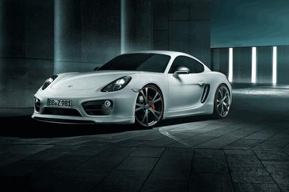 2013 Porsche Cayman by TechArt 1