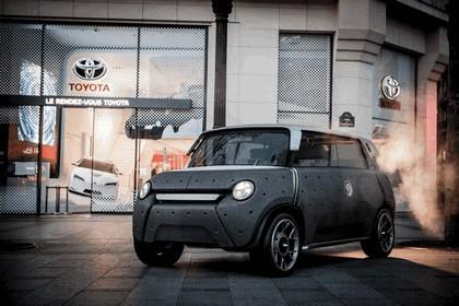 2013 Toyota Me.We concept 5