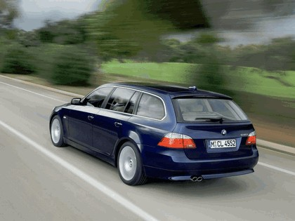 2007 BMW 530i touring 2