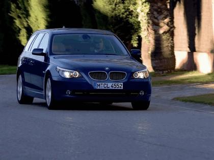 2007 BMW 530i touring 6