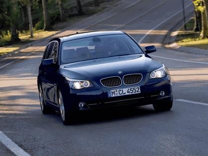2007 BMW 530i touring 7