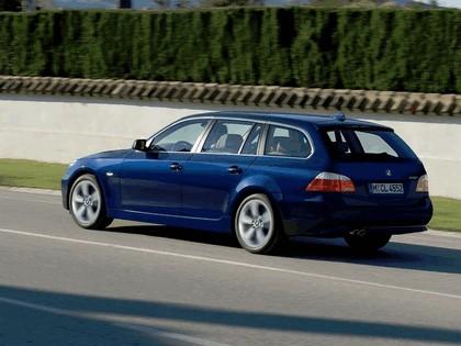 2007 BMW 530i touring 10