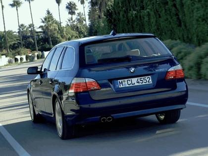 2007 BMW 530i touring 11