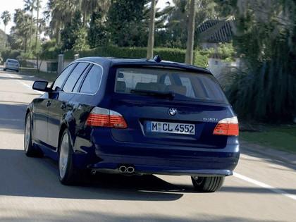 2007 BMW 530i touring 12
