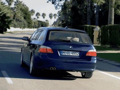 2007 BMW 530i touring 13