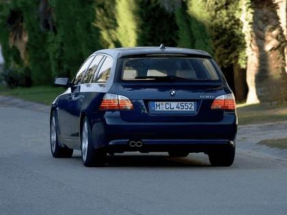 2007 BMW 530i touring 15