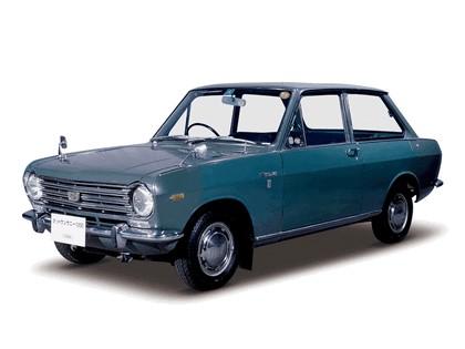 1966 Datsun Sunny ( B10 ) 2-door sedan 2