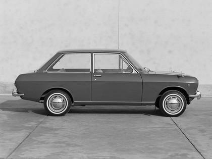 1966 Datsun Sunny ( B10 ) 2-door sedan 6