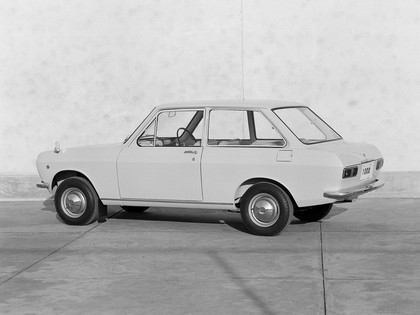 1966 Datsun Sunny ( B10 ) 2-door sedan 8