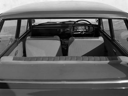 1966 Datsun Sunny ( B10 ) 2-door sedan 13