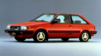 1982 Nissan Sunny ( B11 ) Turbo Leprix 3-door 6