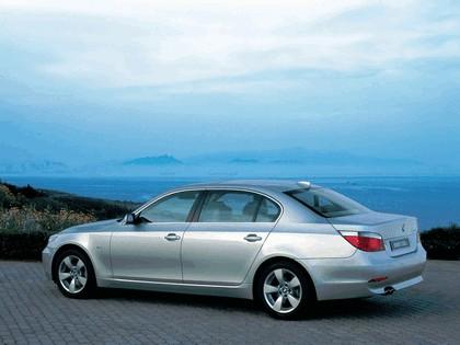 2007 BMW Brilliance 530Li chinese version 4