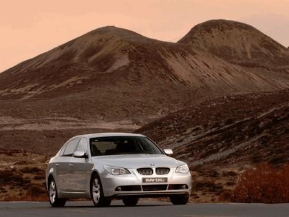 2007 BMW Brilliance 530Li chinese version 5