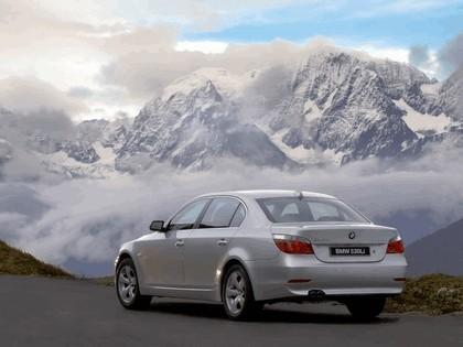 2007 BMW Brilliance 530Li chinese version 6