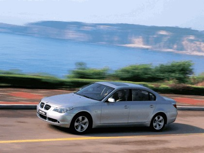 2007 BMW Brilliance 530Li chinese version 9