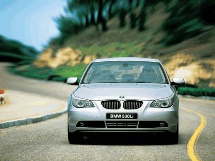 2007 BMW Brilliance 530Li chinese version 10
