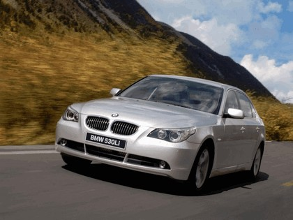 2007 BMW Brilliance 530Li chinese version 12