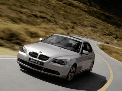 2007 BMW Brilliance 530Li chinese version 13